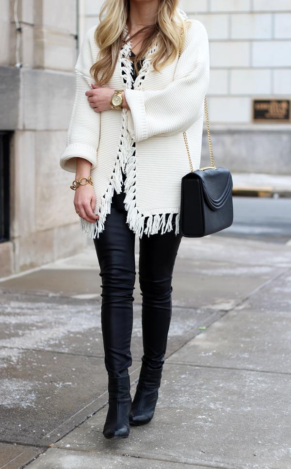 Faux-Leather-Legging