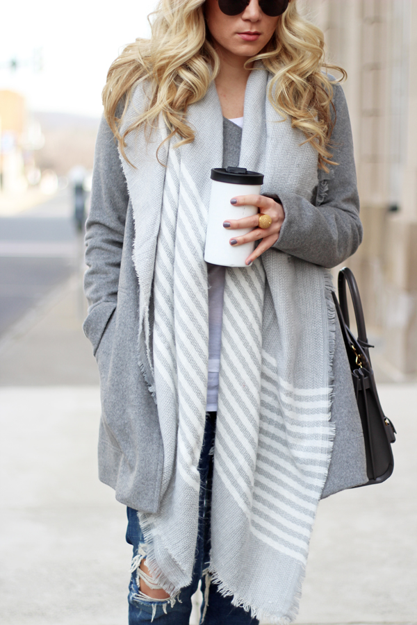 Gray-Striped-Blanket-Scarf