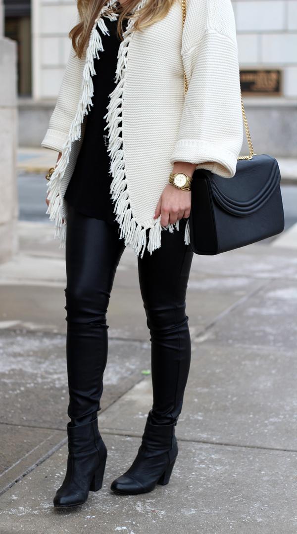 Leather-Leggings