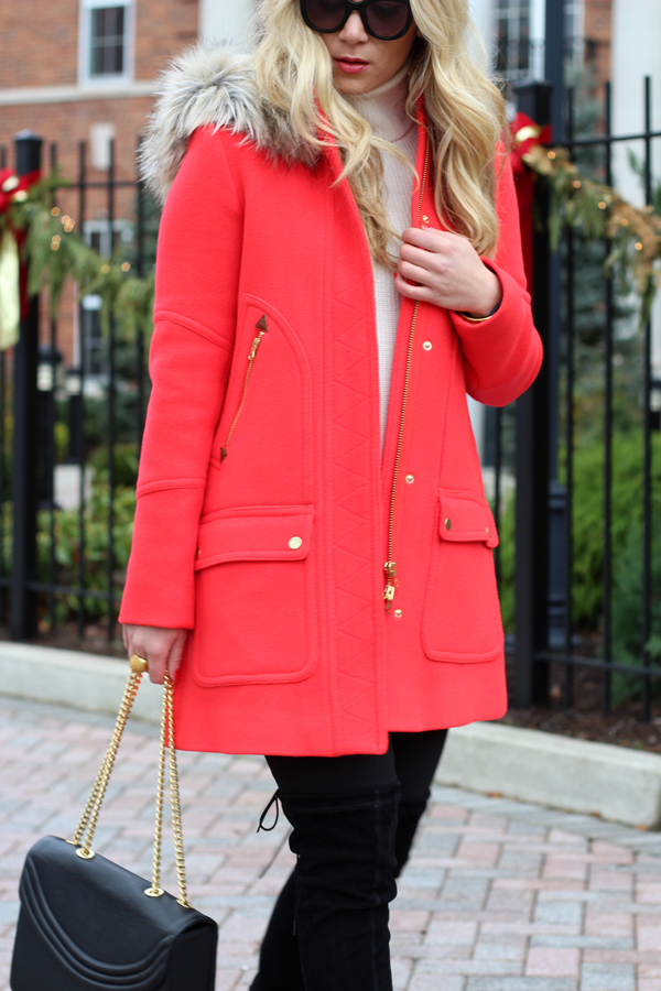 STYLE // Red Coat - Style CuspStyle Cusp