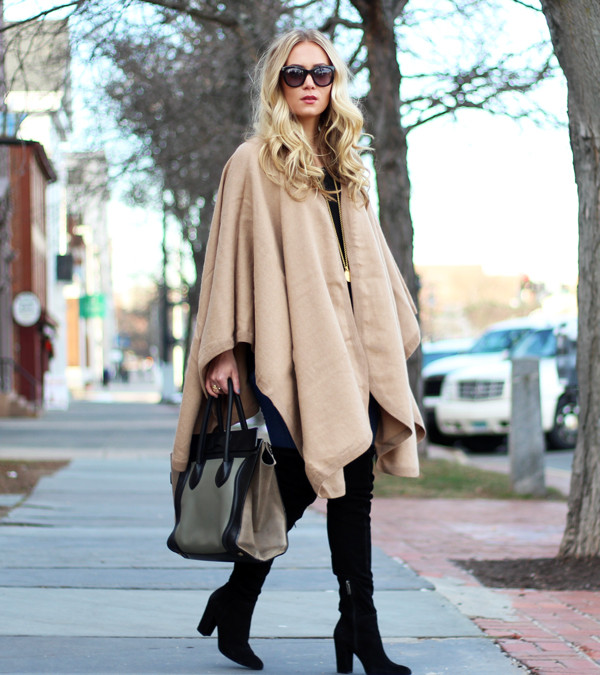 STYLE // OVER THE KNEE BOOTS - Style CuspStyle Cusp