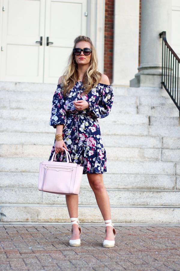 Joie-Floral-Dress