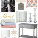 SHOPPING // Spring Home Decor