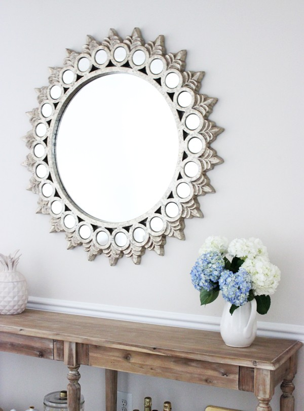 Decorative-Gold-Wall-Mirror