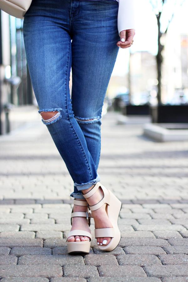 Flatform-Sandals