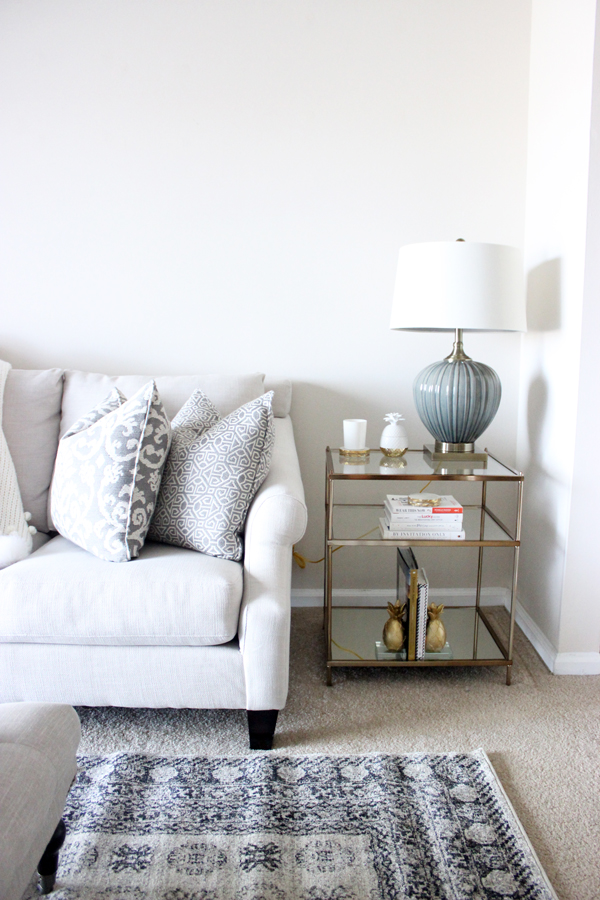 Gold-Side-Table-Gray-Lamp