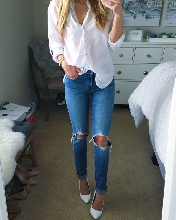 Affordable Ripped Jeans