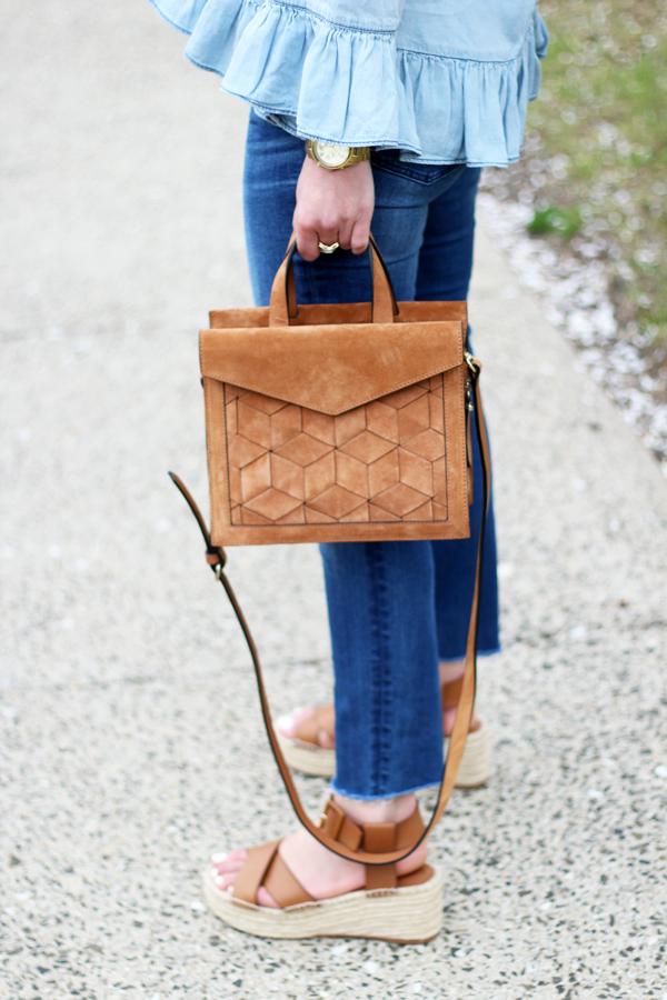 Cognac-Suede-Crossbody-Bag-Platform-Sandals