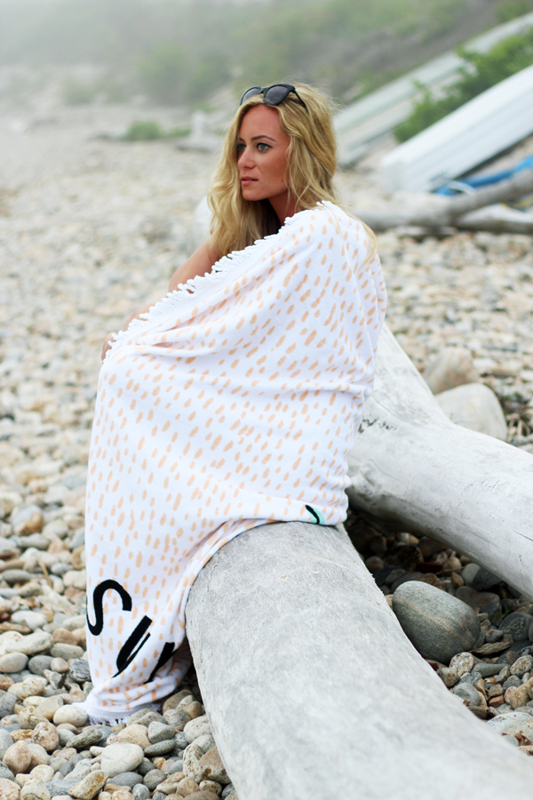 Spotted-Beach-Towel