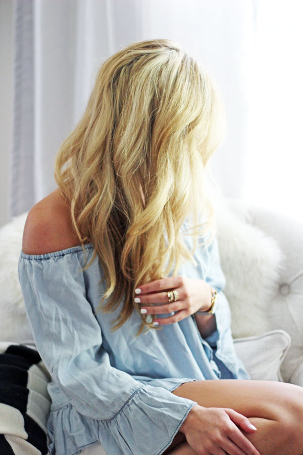 Blonde-Hair-Summer-Hair-Tips-Pantene-Style
