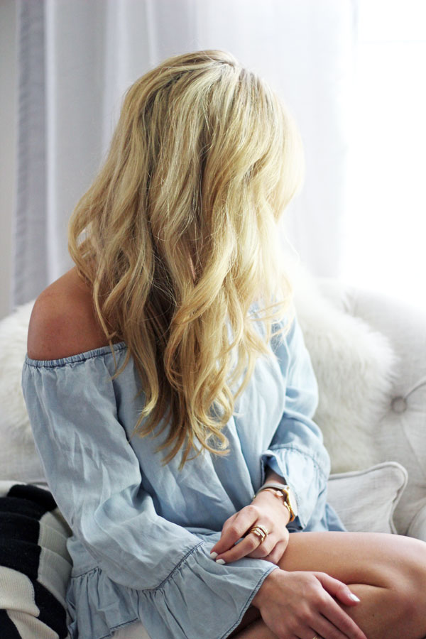 Blonde-HairStyle-Beachy-Waves
