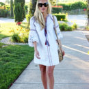 STYLE // Embroidered Shift in Temecula