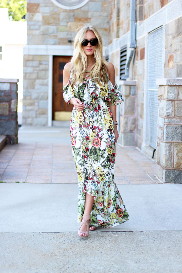 Flowy-Floral-Maxi-Dress