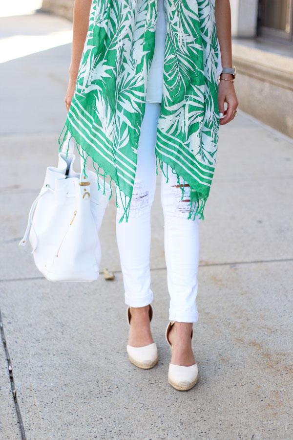 Green-Palm-Leaf-Scarf-Soludos-Wedges