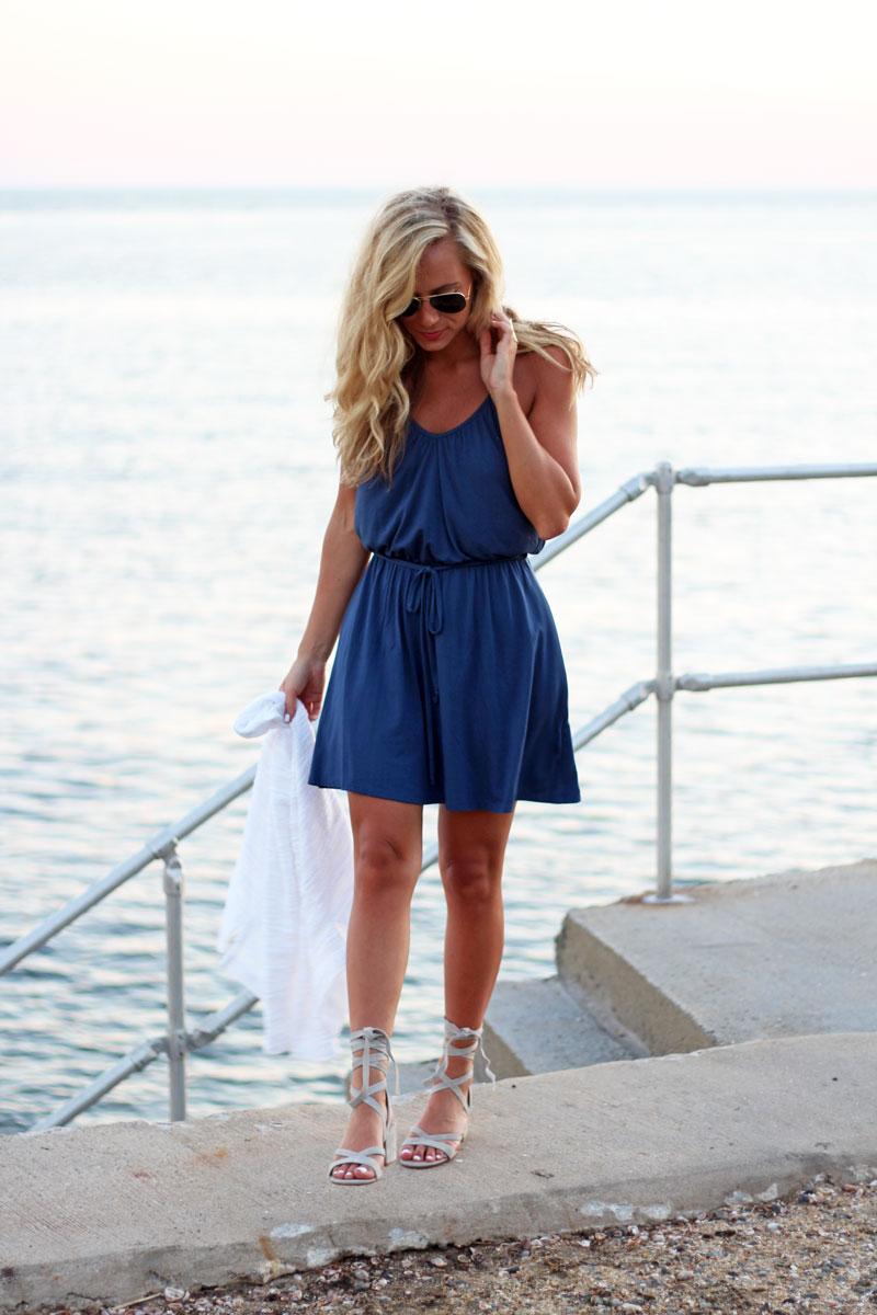 Blue-Swing-Dress-