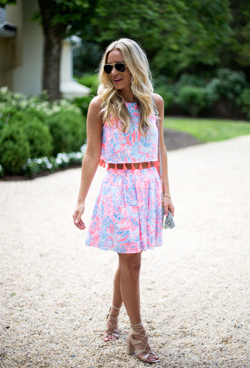 Lilly-Pulitzer-Top-Skirt-Set