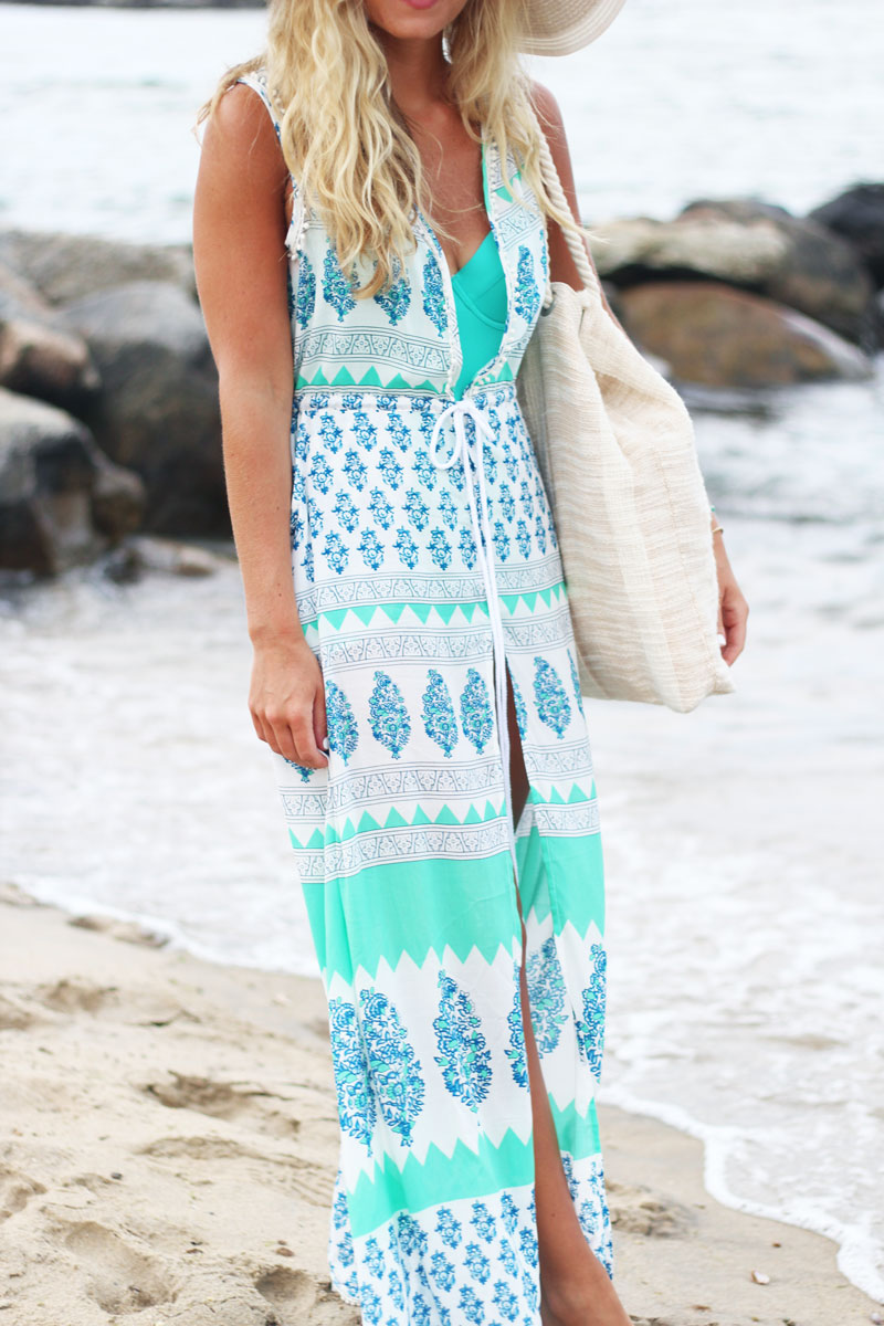 Printed-Turquoise-Beach-Coverup