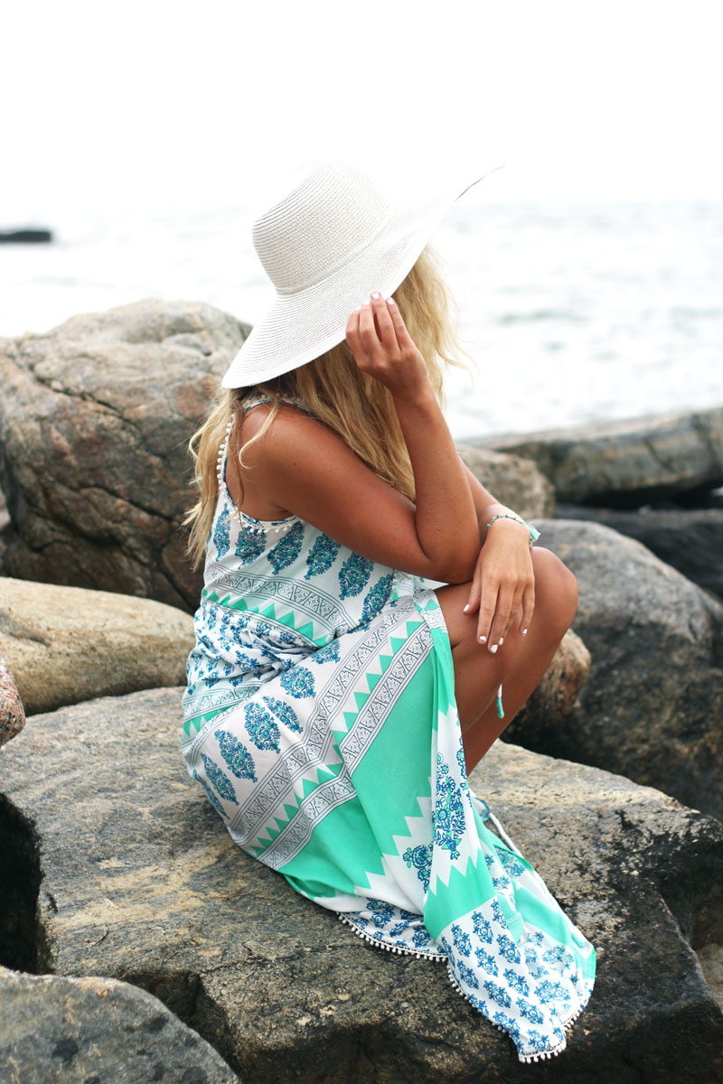 Summer-Style-Beach-Blogger-Printed-Coverup