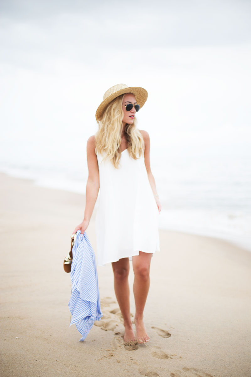 White-Swing-Dress-Hamptons-Style