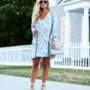 STYLE // Bell Sleeve Dress