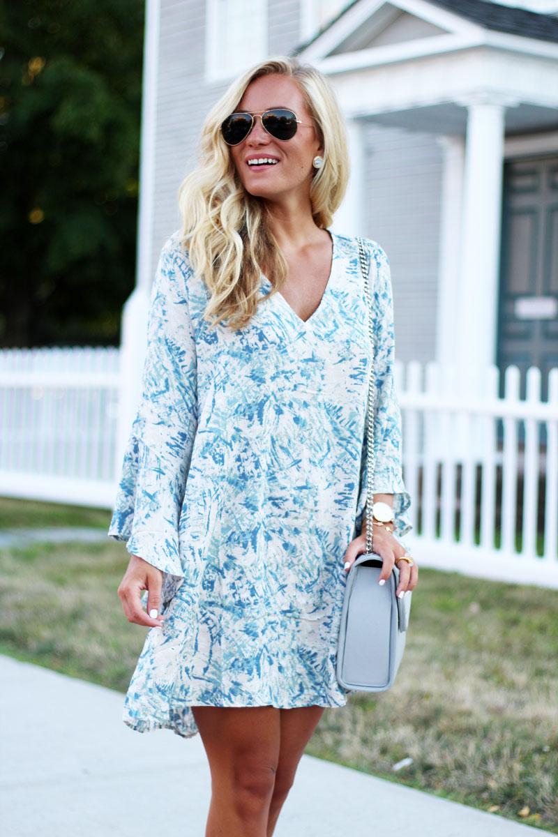 Nordstrom-Printed-Hi-Lo-Dress-Under-$100