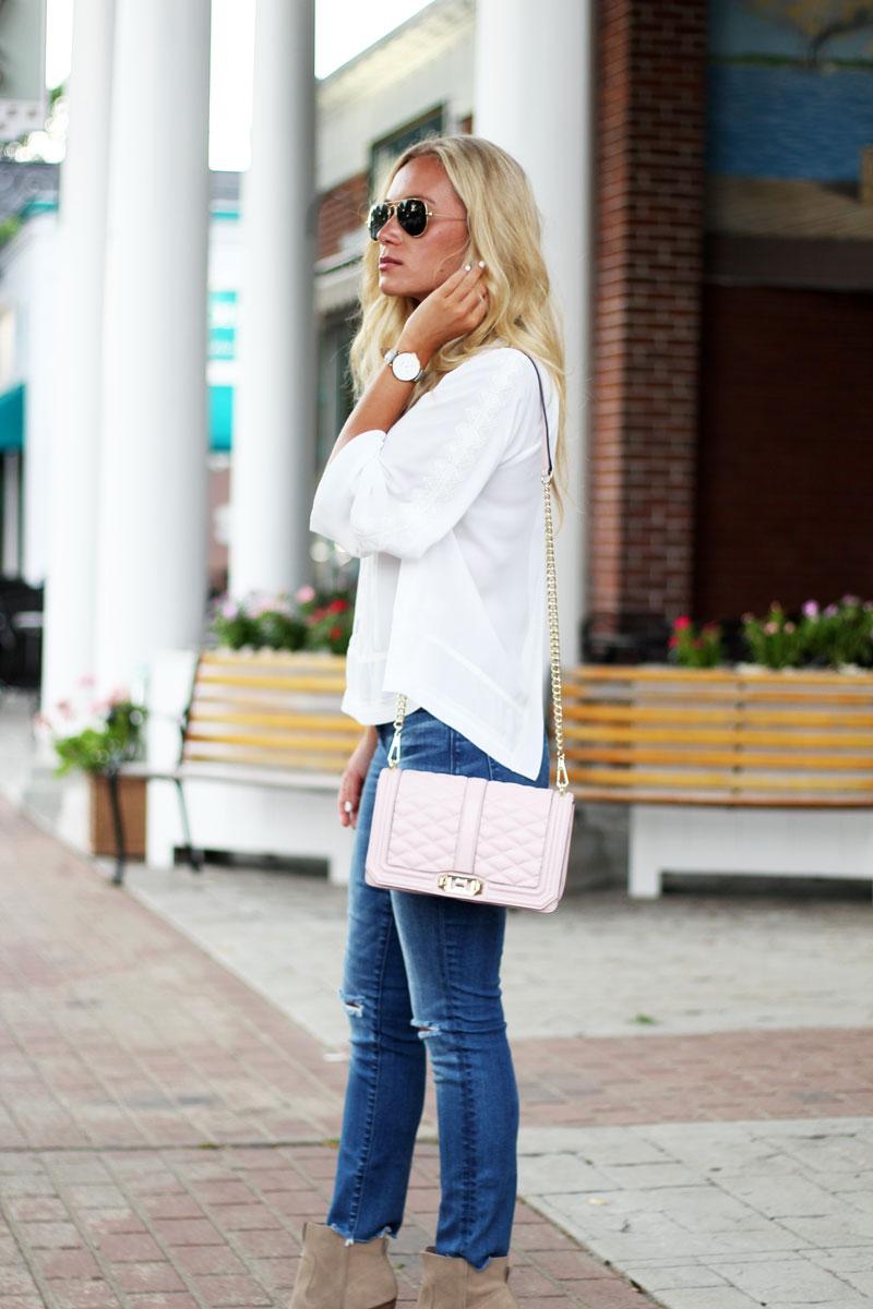 Rebecca-Minkoff-Love-Handbag-Boho-Blouse-Street-Style-Denim