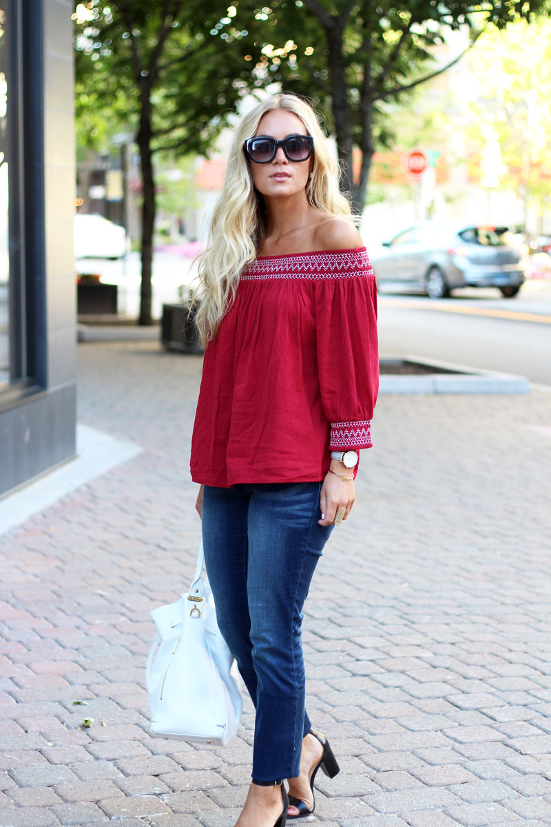 665b7c3a819b4 Style-Cusp-Macys-INC-Off-Shoulder-Top-Skinny-Jeans - Style Cusp