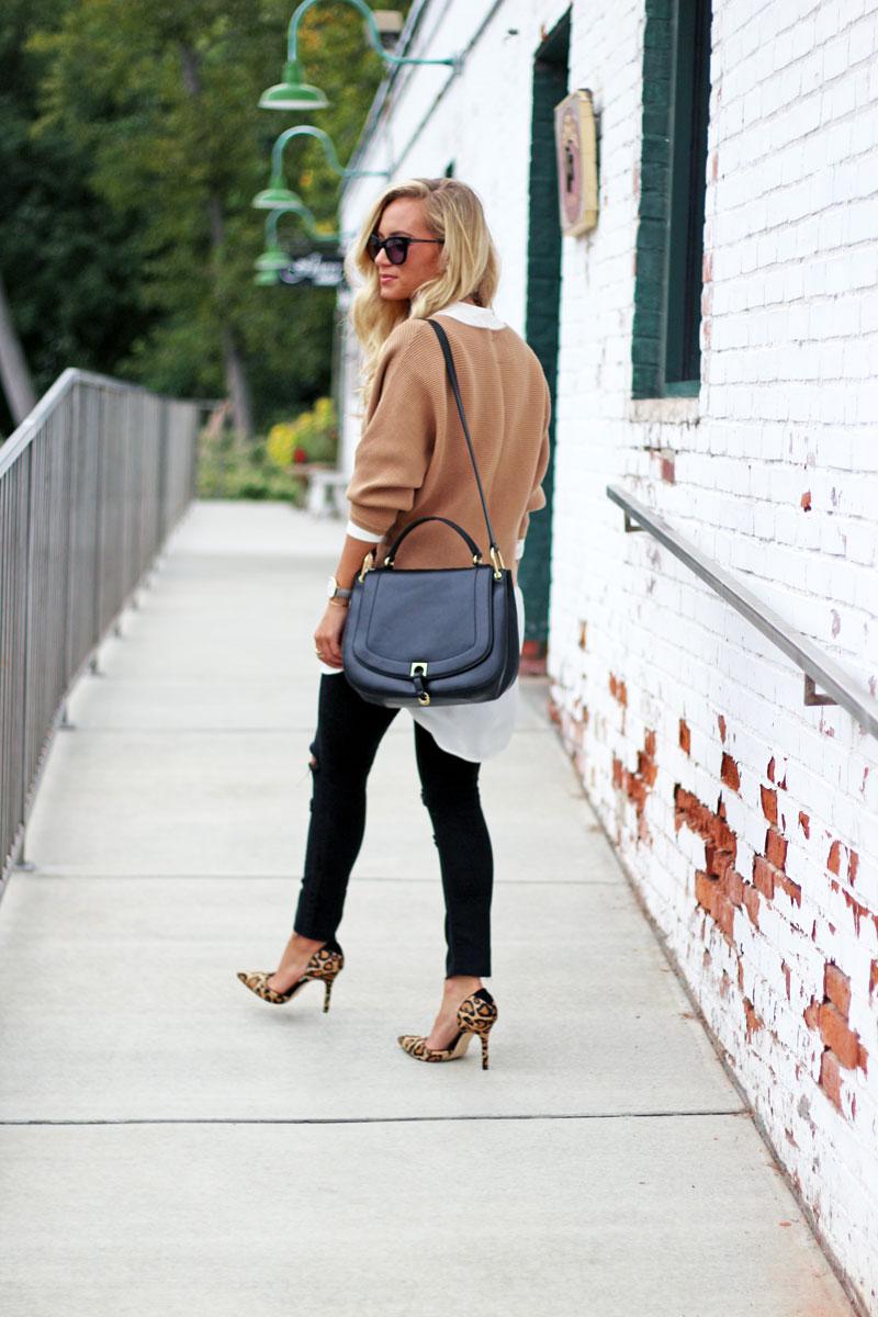 abercrombie-sweater-ivanka-trump-bag-leopard-heels-fall-style