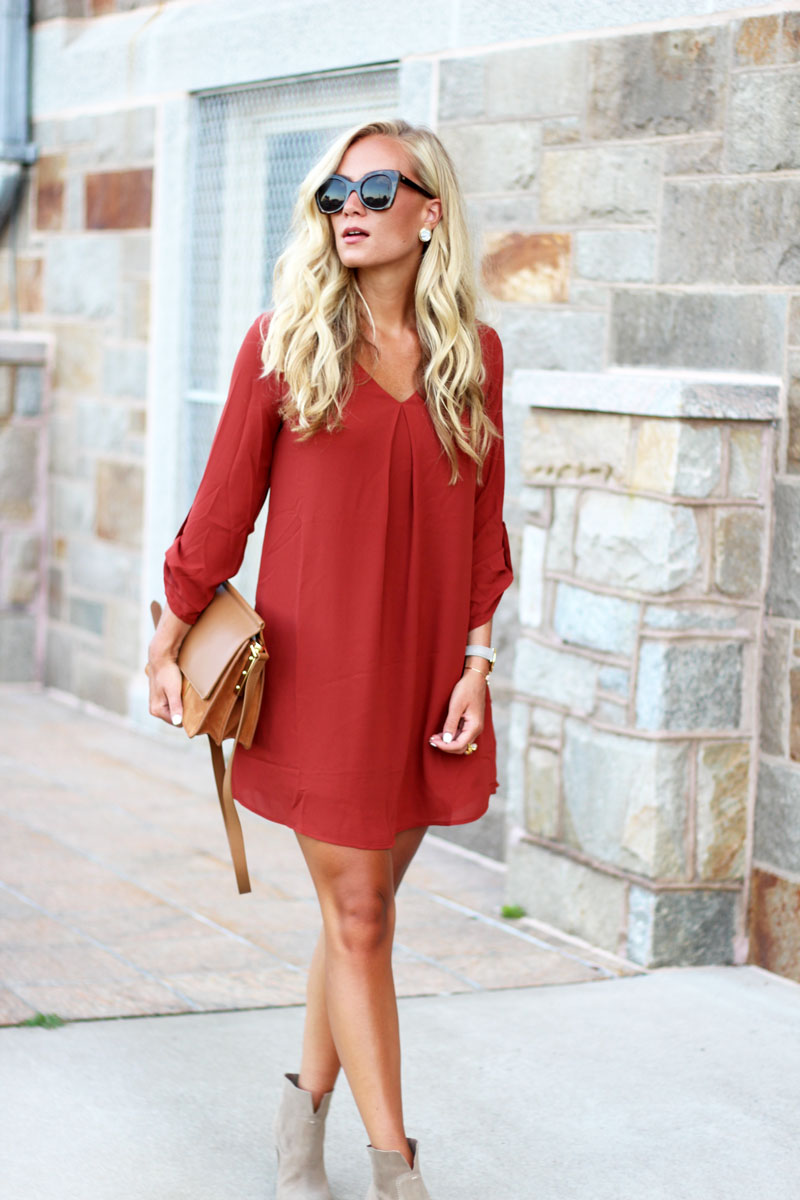 Women winter dresses