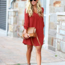 STYLE // Fall Transition Dress (Under $50!)