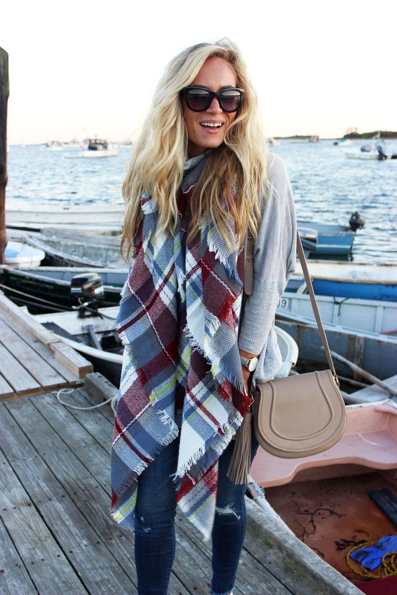 cozy-oversized-plaid-scarf-affordable-blanket-scarf-gigi-new-york-jenni-saddle-bag