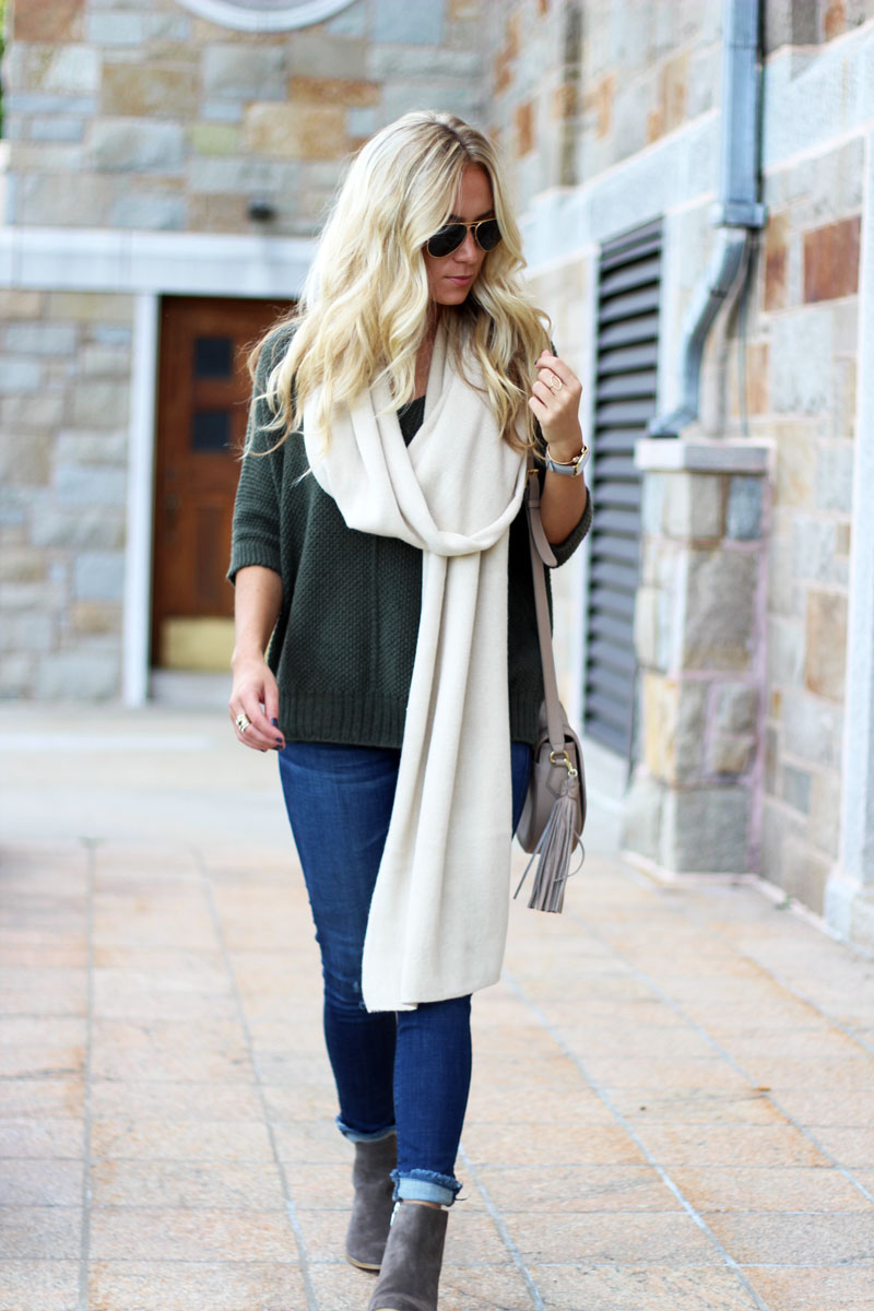 oversized-cream-scarf-knit-sweater