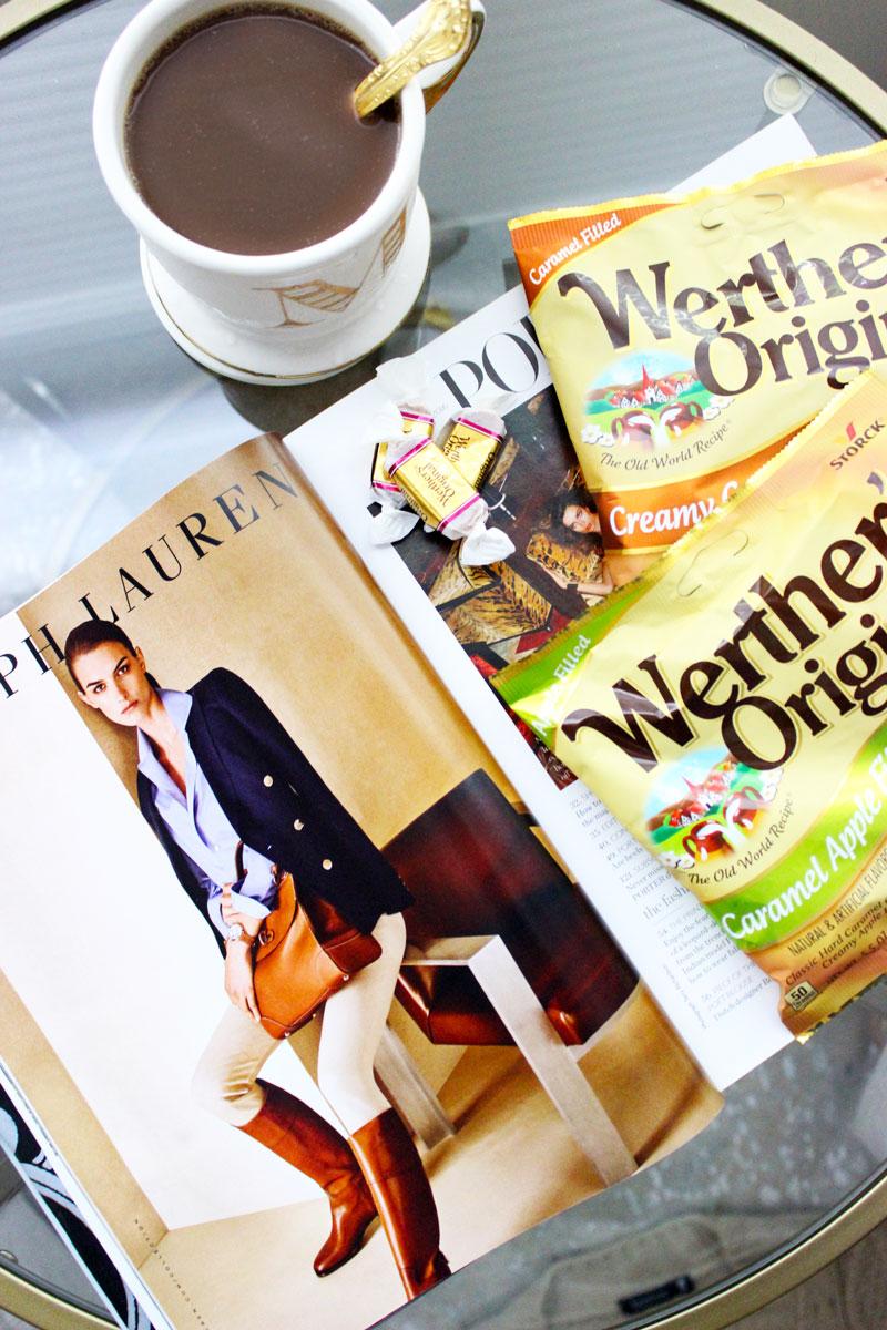 porter-magazine-fall-cozy-coffee-mug-werthers-original-caramels