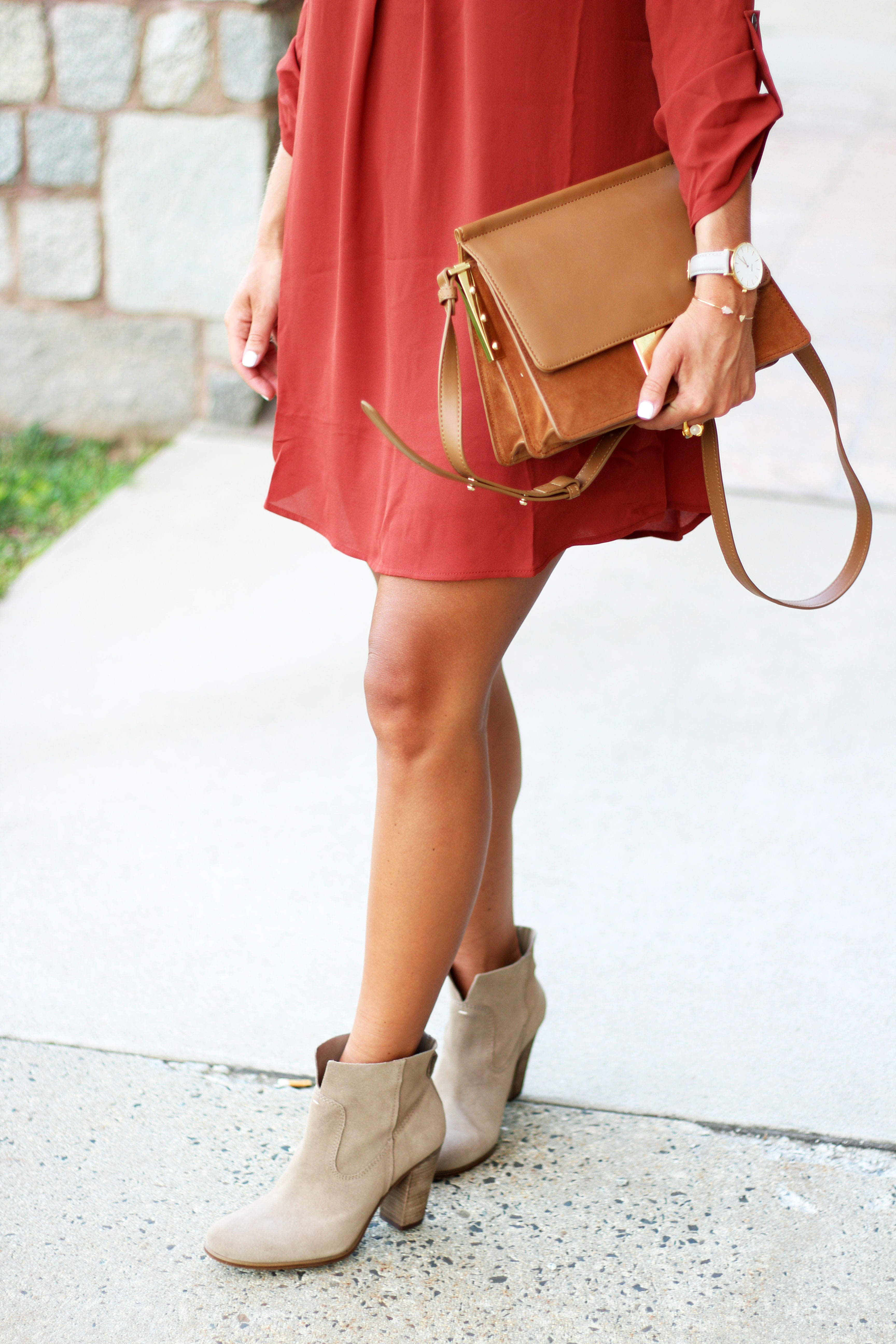 Vince-Camuto-Tan-Booties-