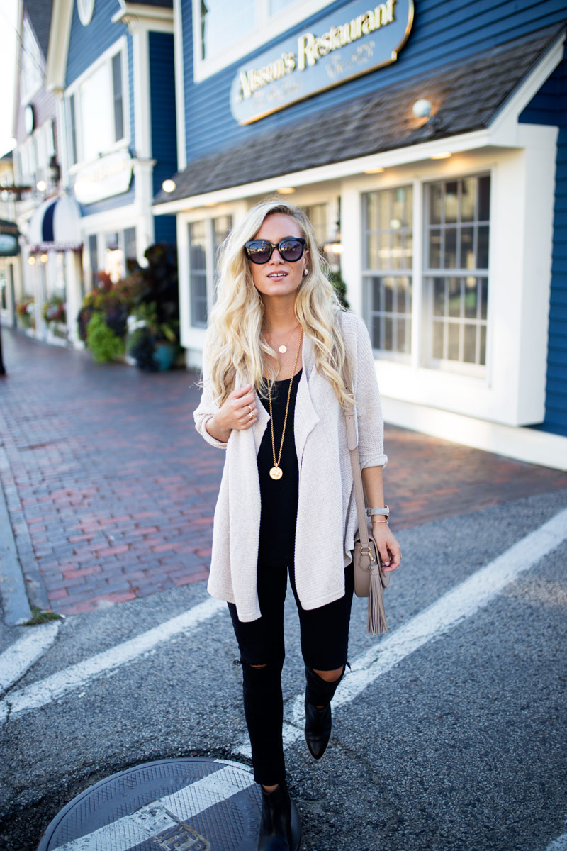 what-to-wear-in-maine-september-kennebunkport-madewell-cardigan