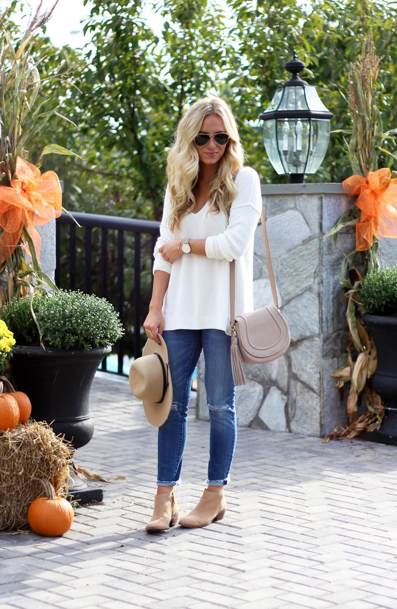 abercrombie-knit-sweater-ripped-madewell-jeans-gigi-new-york-jenni-saddle-bag-sale