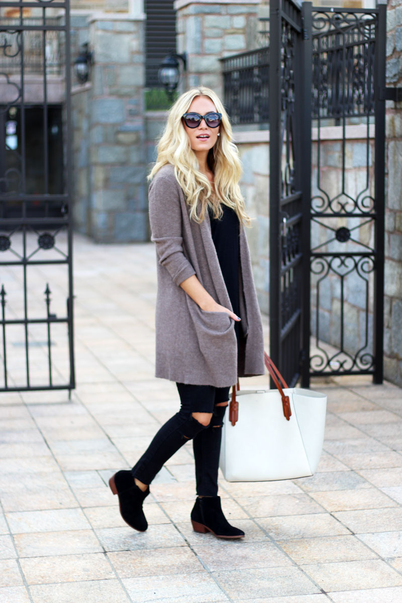 3e35e565be madewell-ryder-cardigan-black-distressed-jeans-sam-edelman- cozy-madewell- cardigan-sam-edelman-petty-bootie.