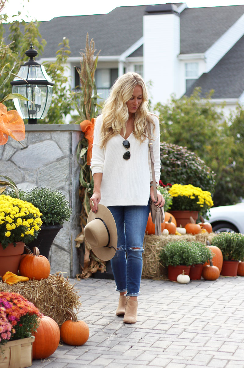 cream-knit-sweater-madewell-jeans-classic-fall-style