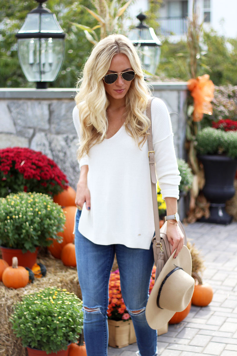 cream-knit-sweater-tan-floppy-hat
