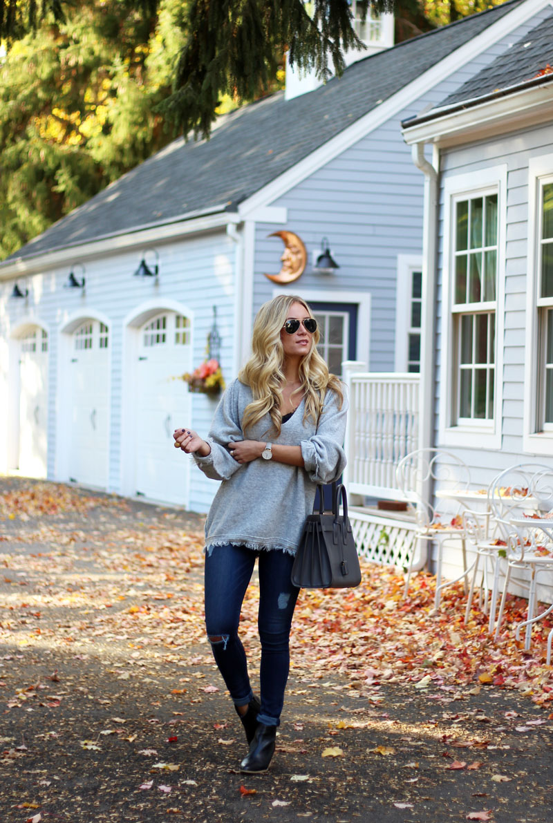 free-people-fringe-sweater-hudson-jeans-zappos-sole-society-booties-ysl-sac-du-jour-bag