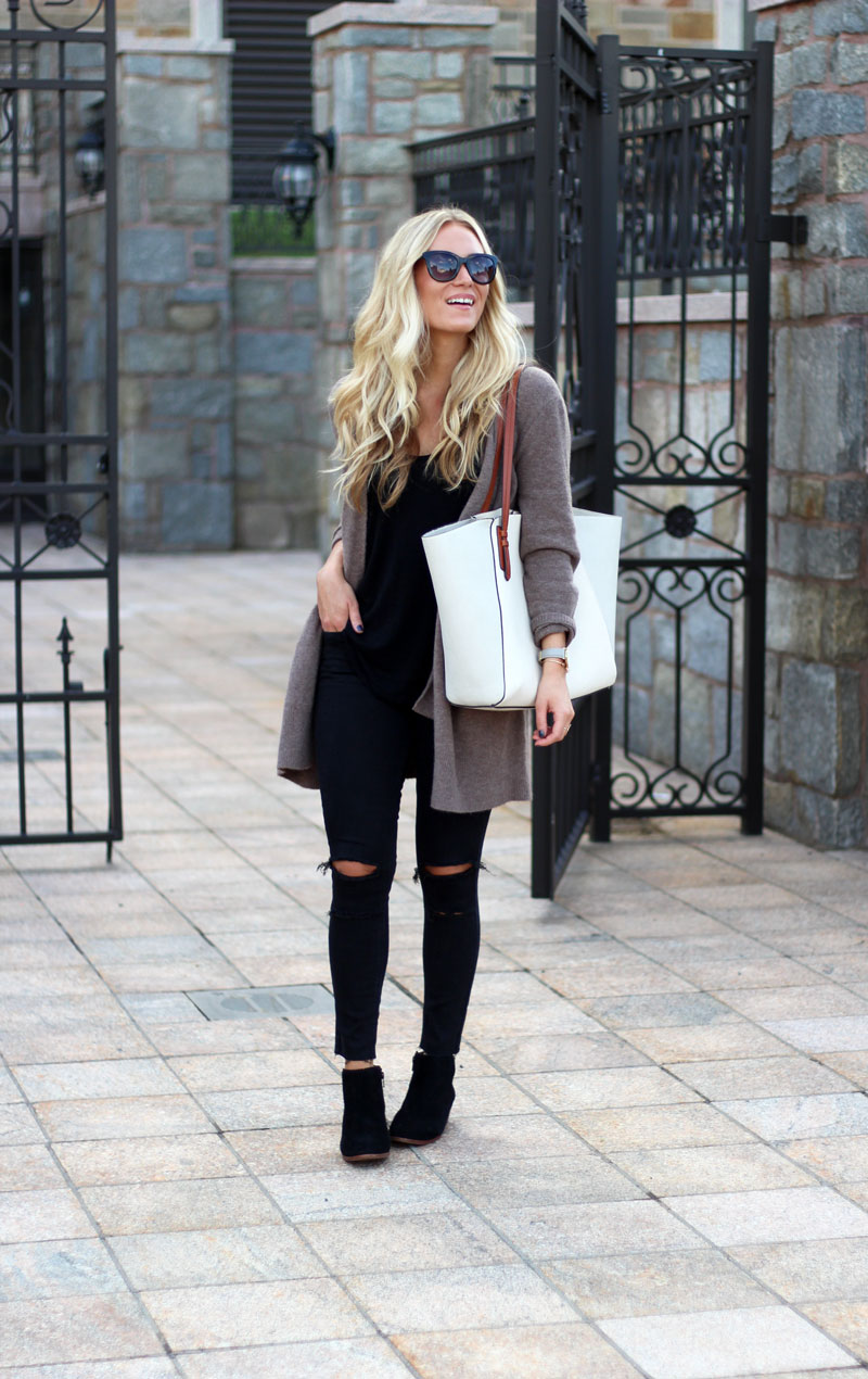 e5f44a7974 ... long-cozy-cardigan-ripped-black-jeans-black-booties nordstrom -fall-style-booties ...