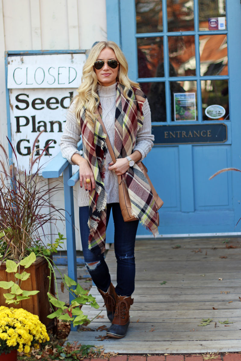 plaid-blanket-scarf-fall-style
