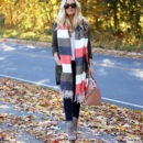 STYLE // Wedge Booties + Cardigans