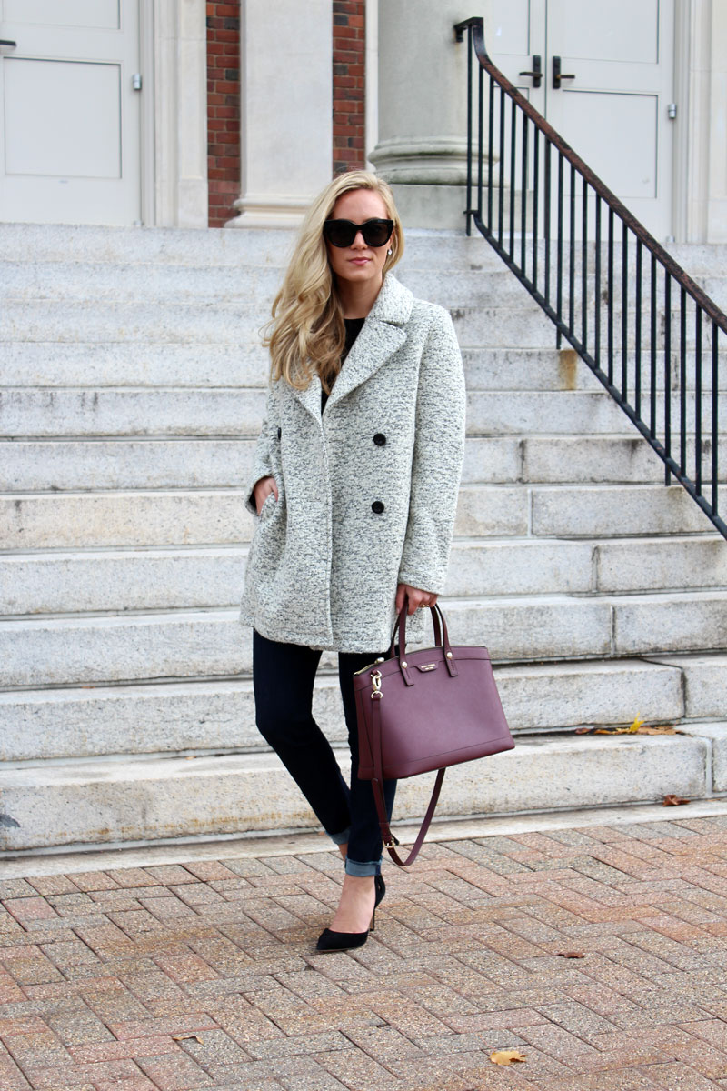 abercrombie-wool-coat-dark-denim-black-suede-pumps-henri-bendel-satchel