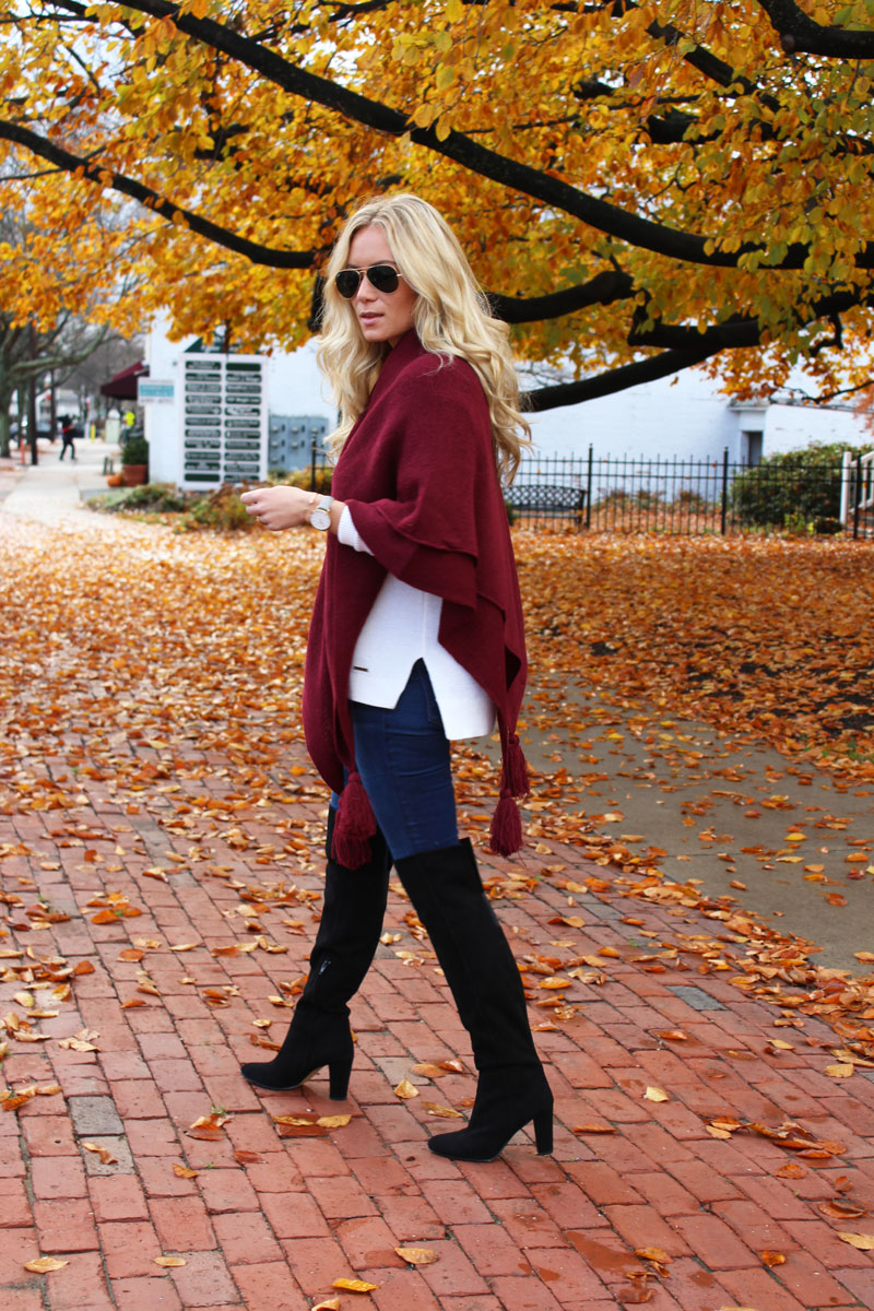 affordable-over-the-knee-boots-oversized-scarf-poncho-nordstrom-accessories