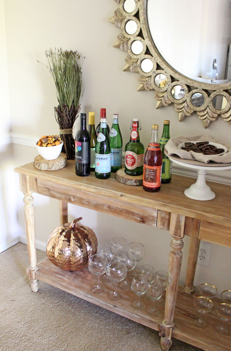 beverage-bar-styled-thanksgiving-home-decor-holiday-styling