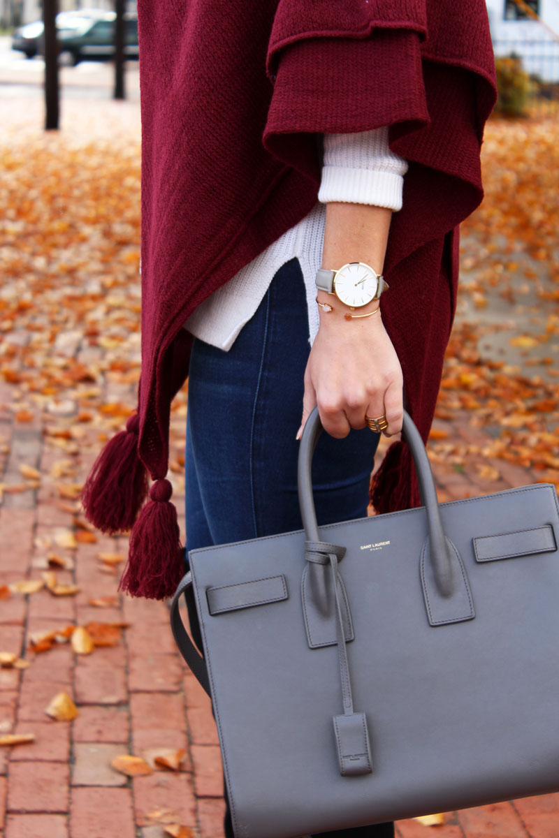 cluse-gray-band-watch-nordstrom-accesories-saint-laurent