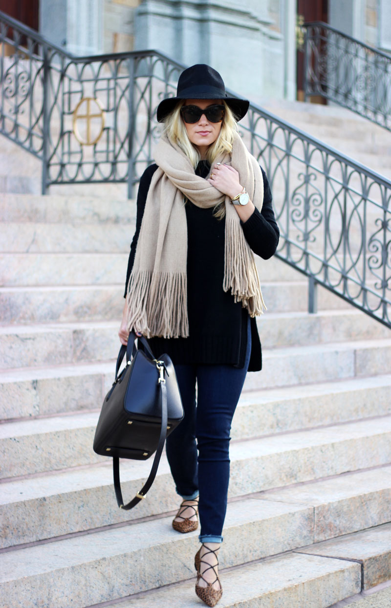free-people-fringed-scarf-black-fedora-nordstrom-accessories