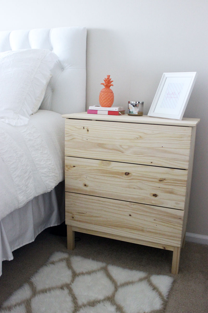 Diy Nightstand Decor Diy Nightstand With Amy Howard Style Cuspstyle Cusp