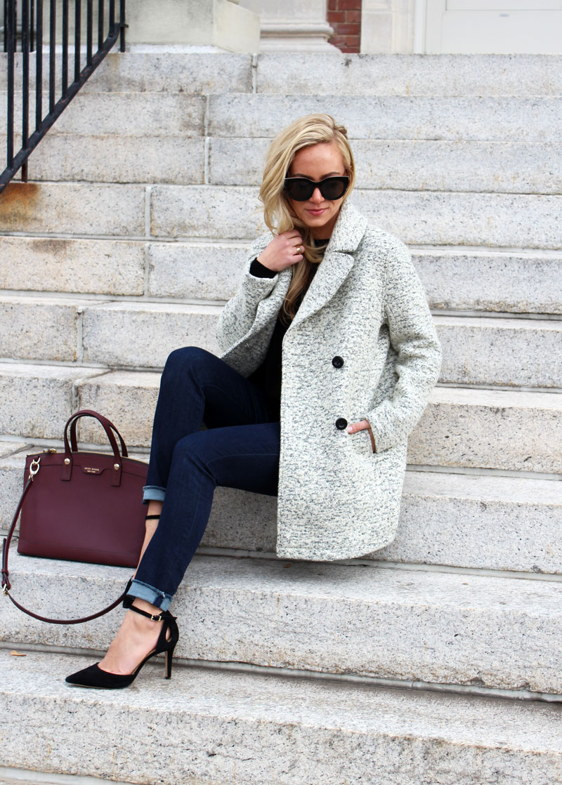 marled-wool-pea-coat-dark-skinny-jeans-black-pumps